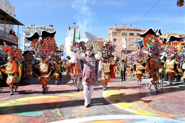 El Ministerio de Culturas aún analiza si se realizará el carnaval de Oruro  2021 | Oxígeno Digital